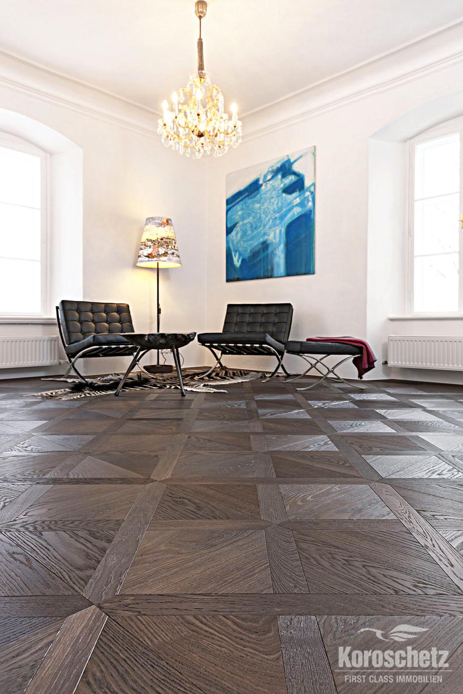 gmunden architektenwohnung in historischen gem uern. Black Bedroom Furniture Sets. Home Design Ideas